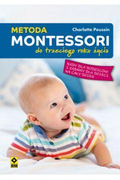 Metoda Montesori do 3 roku życia