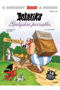 Asteriks. Album 32. Galicyjskie początki