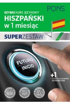 W 1 miesiąc - Hiszpański Superzestaw PONS