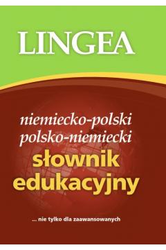 Niemiecko-polski, polsko-niemiecki słownik edukac.