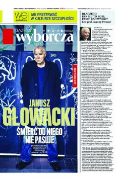 Gazeta Wyborcza - Poznań 198/2017