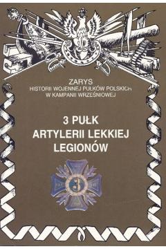 3 Pułk Artylerii Lekkiej Legionów