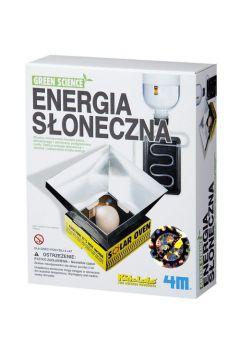 Green Science. Energia słoneczna