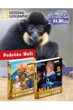 Pakiet 5: Nela i wyprawa do serca dżungli/Nela i sekrety dalekich lądów