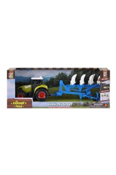 Traktor z akcesoriami MEGA CREATIVE 458312