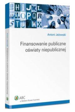 Finansowanie publiczne oświaty niepublicznej
