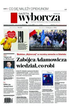 Gazeta Wyborcza - Płock 9/2020