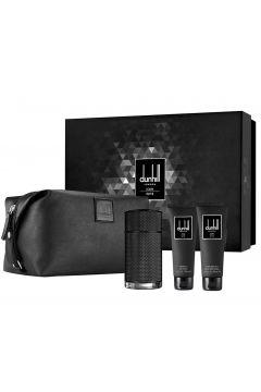 Zestaw Icon Elite Woda perfumowana 100ml + Balsam po goleniu 90ml + Żel pod prysznic 90ml + kosmetyczka