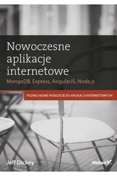Nowoczesne aplikacje internetowe MongoDB Express..