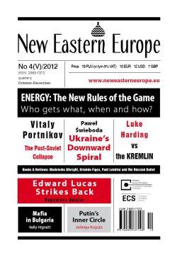 New Eastern Europe 4/2012