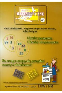 Miniatury Matematyczne 45 Liczby parzyste..