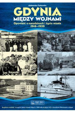 Gdynia między wojnami.1918-1939