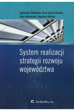 System realizacji strategii rozwoju województwa