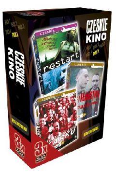Pakiet dvd czeskie kino restart/ na złamanie karku/ reguły kłamstwa