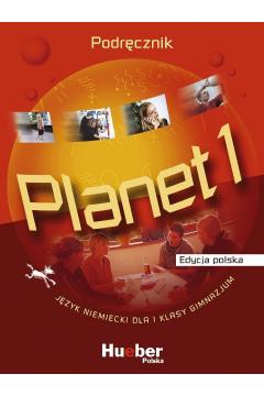 Planet 1 Ćwiczenia Język niemiecki Edycja polska