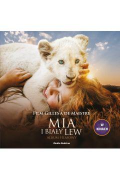 Mia i biały lew Album filmowy