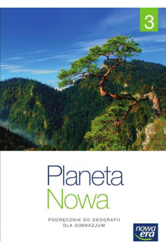 Geografia GIM  3 Planeta Nowa Podr. NE