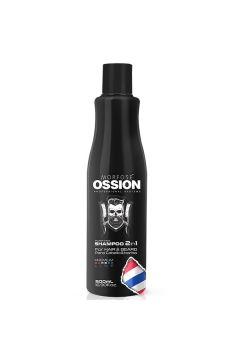 MORFOSE_Ossion Puryfing Shampoo 2in1 For Hair and Beard szampon 2w1 do włosów i brody