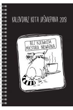 Kalendarz Kota Jaśniepana 2018