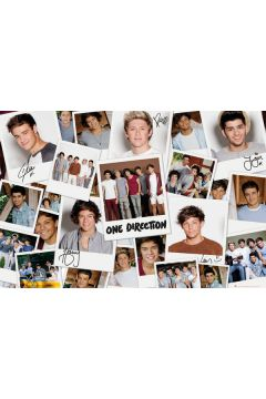 One Direction Polaroid - plakat