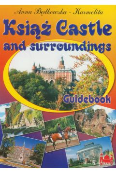Książ Castle and surroundings