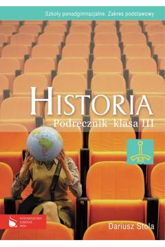 Historia LO KL 3 Podręcznik Zakres podstawowy