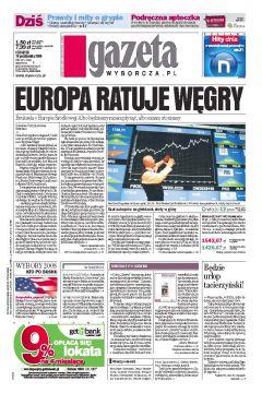 Gazeta Wyborcza - Częstochowa 255/2008
