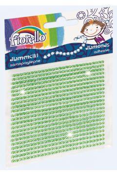 Naklejki dekoracyjne kryształki GR-DS01 FIORELLO