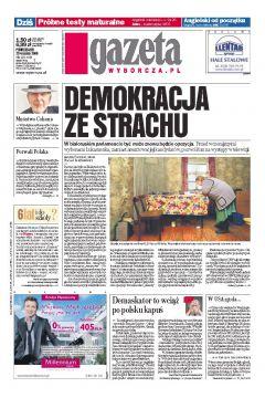Gazeta Wyborcza - Częstochowa 228/2008
