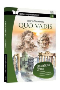 Quo vadis Lektura opracowaniem