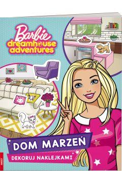 Barbie dreamhouse adventures Dom marzeń DOMN-1201