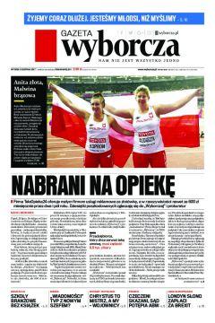 Gazeta Wyborcza - Toruń 183/2017