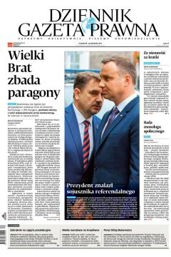 Dziennik Gazeta Prawna 163/2017