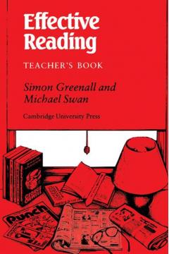Effective Reading Teacher's Book