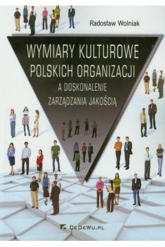 Wymiary kulturowe polskich organizacji