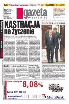Gazeta Wyborcza - Zielona Góra 232/2008