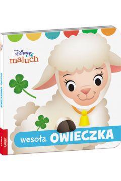 Disney maluch Wesoła owieczka DBF-9205