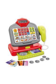 PROMO Kasa sklepowa z panelem dotykowym (baterie gratis)