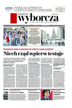 Gazeta Wyborcza - Toruń 117/2020