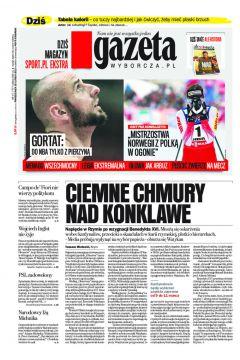 Gazeta Wyborcza - Warszawa 47/2013