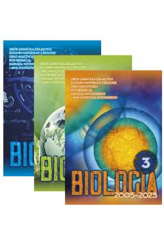 Biologia zbiór zadań z odpowiedziami. Matura 2002-2021