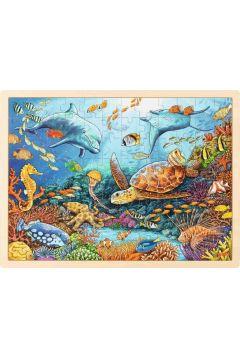 Puzzle Wielka Rafa Koralowa 96el