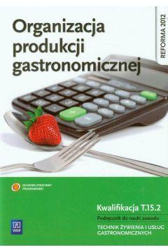 Organizacja produkcji gastronomicznej NPP WSIP