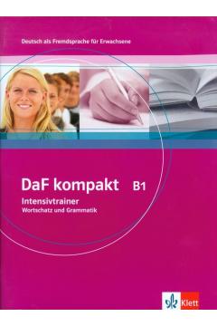 DaF kompakt B1 Intensivtrainer LEKTORKLETT