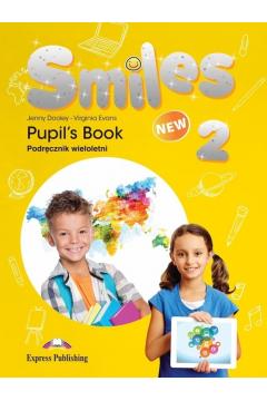 New Smiles 2. Pupil's Book (Podręcznik wieloletni)