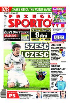 Przegląd Sportowy 167/2017