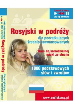 Rosyjski w podróży. 1000 podstawowych słów i zwrotów