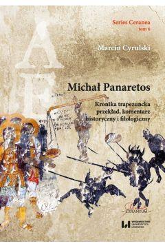 Michał Panaretos Kronika trapezuncka