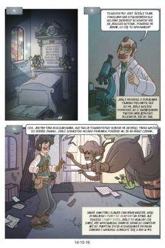 Komiksy paragrafowe. Technomagowie