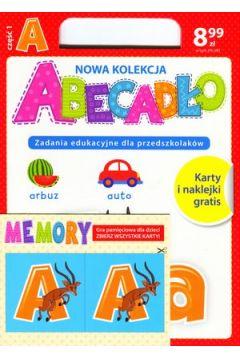 ABECADŁO Zadania edukacyjne dla przedszkolaków - literka A. Część 1